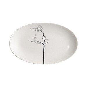 """Platte 24 cm """"Black Forest"""" oval Dibbern"""