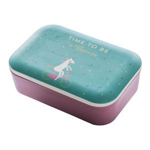 Lunchbox Unicorn chic mic