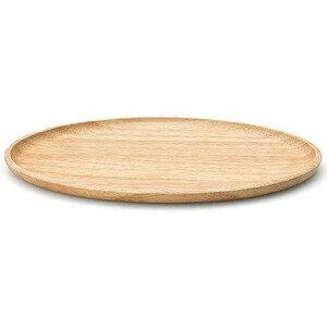 Tablett oval 24 cm Gummibaum Continenta