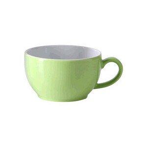 Kaffeetasse 0,25 l Solid Color maigrün Dibbern