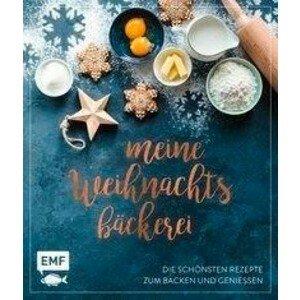 Buch: Meine Weihnachtsbäckerei EMF Verlag
