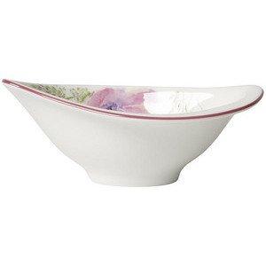 "Salat-Schüssel 36,0 cm x 24,0 cm ""Mariefleur Serve & Salad"" Villeroy & Boch"