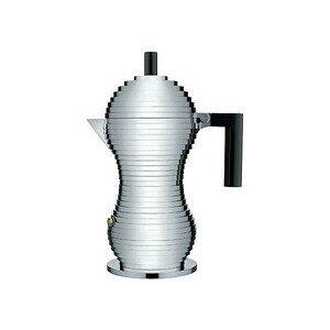 Espressokocher 6 Tassen Pulcina schwarz Alessi