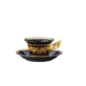 Teetasse 2-tlg./25Y. Gold Baroque Versace