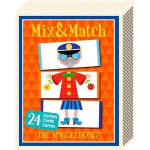 Spiel & Spass in der Schachtel Mix and Match Geschenke Die Spiegelburg
