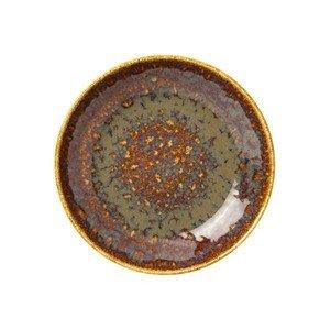 Coupe Bowl 21 cm Vesuvius-Amber Steelite