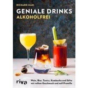 Buch: Geniale Drinks alkoholfrei Riva