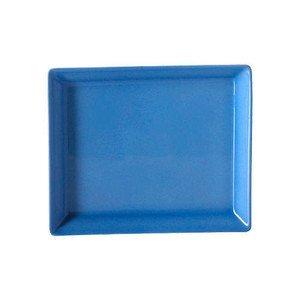 """Servierplatte 15 cm x 12 cm eckig """"Tric Blau"""" blau Arzberg"""