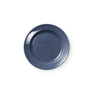 Teller flach 19 cm Volldekor Solid Color indigo Dibbern