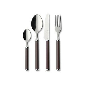 Tafelbesteck 24 teilig Play! chocolate brown Villeroy & Boch