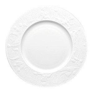 """Platzteller 28 cm """"Zauberflöte Weiß"""" Rosenthal"""