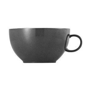 "Cappuccino-Obertasse 380 ml ""Sunny Day Grey"" grau Thomas"
