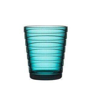 Glas Aino Aalto 0,22 l meeresblau iittala