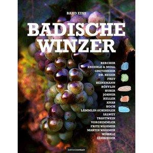 Buch: Badische Winzer Edition Rombach