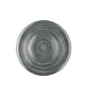 Platzteller 33 cm TAC Gropius Stripes 2.0 Titan Rosenthal