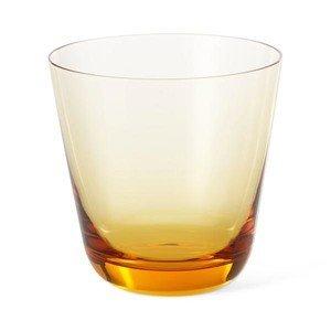 Glas 0,25 ltr. Capri bernstein Dibbern