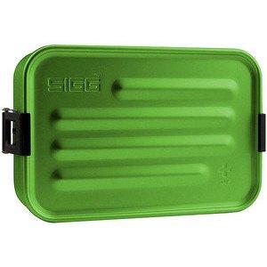 Aluminium Box Plus S Grün Sigg