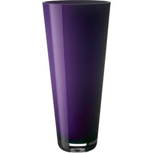 Vase 38cm dark lilac Verso Villeroy & Boch