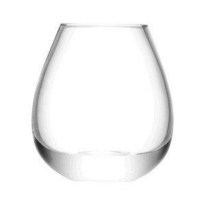 Mini Tisch Vase 9,5 cm klar Flower LSA International