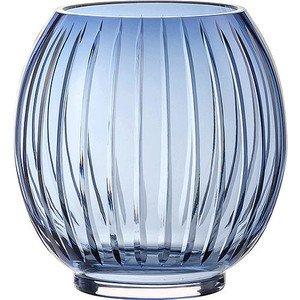 Vase midnight blue H. 19cm Signum ZWIESEL 1872