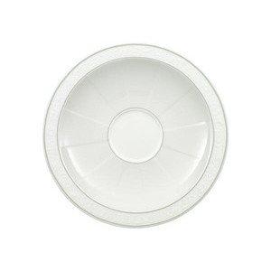 """Kombi-Untertasse (Kaffee- und Tee-Untere) 16 cm rund """"Gray Pearl"""" Villeroy & Boch"""