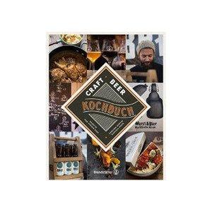 Buch: Craft Beer Kochbuch Brandstätter Verlag