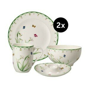 Breakfast for Two 8-tlg. Colourful Spring Villeroy & Boch
