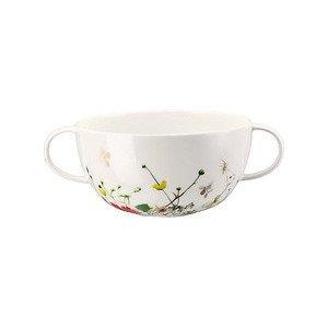 """Suppen-Obertasse 370 ml Blumen """"Brillance Fleurs Sauvages"""" Rosenthal"""