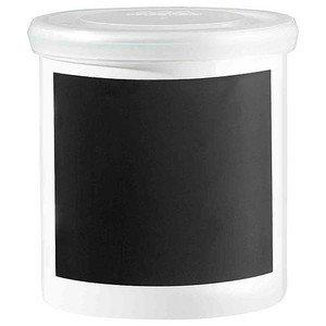 Vorratsdose 6,5 cm x 7,0 cm m. Plastikdeckel ASA