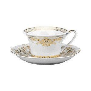 """Teetasse mit Untertasse 2-tlg. 220 ml """"Medusa Gala"""" Versace"""