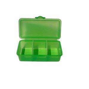 Brotbox 2 Trennstege lemon Emil