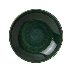 Coupe Teller 25 cm Vesuvius Bernard Emerald Steelite