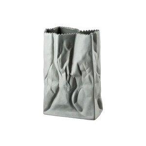 Vase 18 cm Tütenvase Stone Rosenthal
