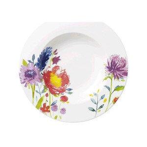 """Suppenteller 24 cm """"Anmut Flowers"""" Villeroy & Boch"""