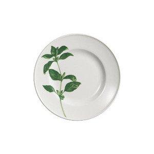"""Frühstücksteller 19 cm """"Herbaticum"""" Basilikum Dibbern"""