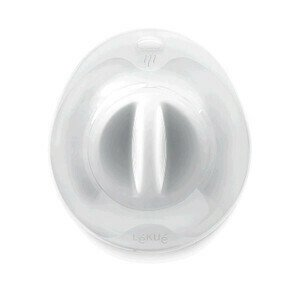Abdeckhaube universal 25 cm weiß Lekue