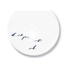 Teller flach 28 cm Blue Birds Dibbern