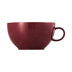 "Cappuccino-Obertasse 380 ml rund ""Sunny Day Fuchsia"" fuchsia Thomas"