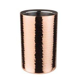Flaschenkühler CUPPER H:20cm Edelstahl außen Kupferoptik Assheuer & Pott