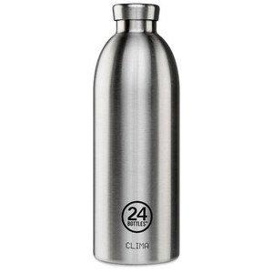 Thermo-Trinkflasche 0,85l Clim 24Bottles Edelstahl 24bottles