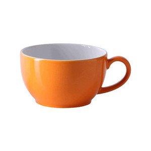 Cappuccinoobertasse 0,3 l Solid Color orange Dibbern