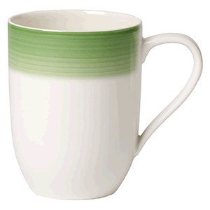 Becher mit Henkel 0,37l Colourful Life Green Apple Villeroy & Boch