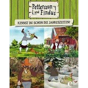 Buch: Pettersson & Findus Kennst du schon die Jahreszeiten ? ZS Verlag