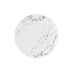 """Teller 21 cm """"Carrara"""" flach Dibbern"""