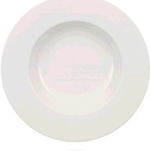 Suppenteller 24cm Wonderful White=Twist White Villeroy & Boch