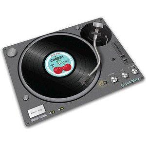 Glasplatte Record Player Joseph Joseph