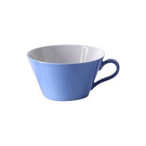 "Café au Lait-Obertasse 350 ml konisch ""Tric Blau"" blau Arzberg"