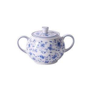 Zuckerdose 0,2 ltr. 6 Pers. Form 1382 Blaublüten Arzberg