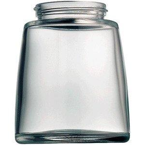Ersatzglas mit 3 Etiketten für Gewürzmühle Ceramill WMF