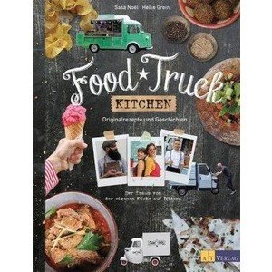 Buch: Food Truck Kitchen AT-Verlag